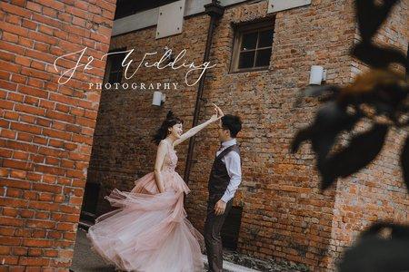 J2 wedding (美式 自然) 街景