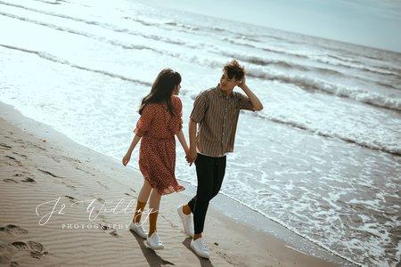 J2 wedding 板橋 中壢 (韓風自然)攝影棚&北海岸