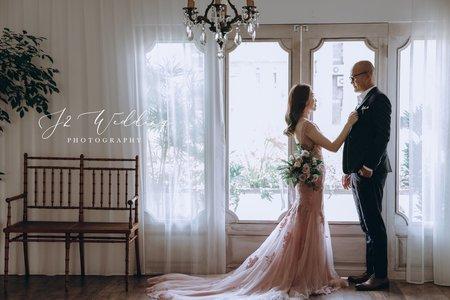 J2 wedding 中壢(美式婚紗)