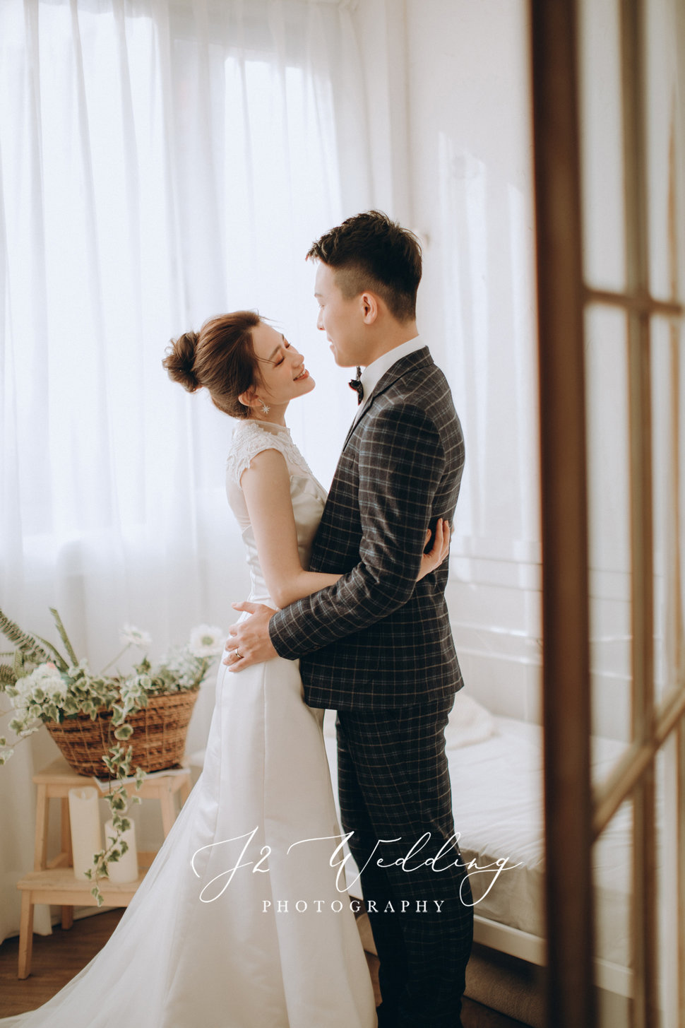 069A00182 - J2 wedding 中壢《結婚吧》