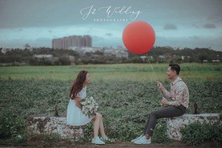J2 wedding 板橋(本月你最美)