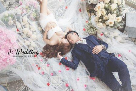 J2 wedding 中壢(本月你最美)