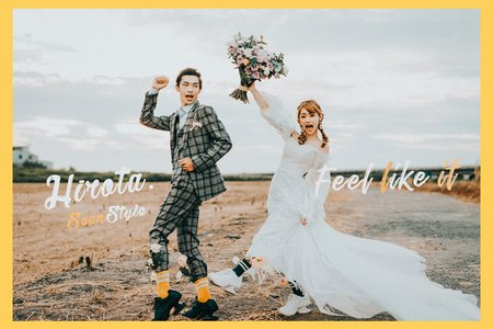J2 wedding (特色婚紗)