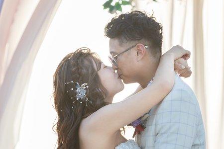 沐深&葦亭 --- 薇絲山庭婚禮紀錄