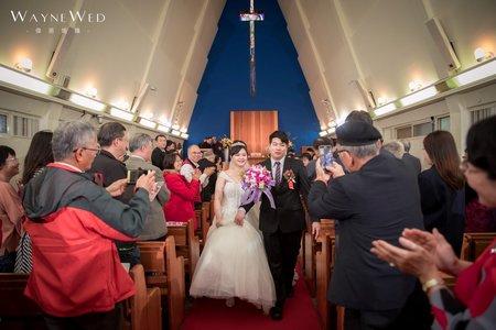 【180317 平面】東門長老教會/偉恩婚攝 WayneWed