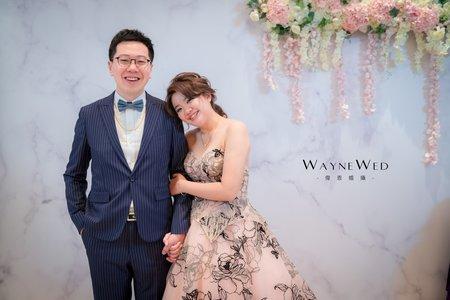 【190309 平面】台北華漾大飯店中崙店/偉恩婚攝 WayneWed