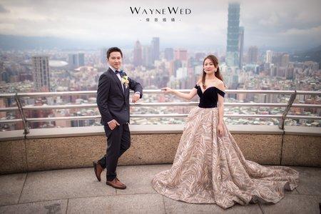 【190317 平面】台北香格里拉遠東大飯店/偉恩婚攝 WayneWed