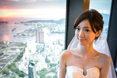 高雄君鴻國際酒店 肯修&筠庭婚禮 新秘邱亞東 婚攝SEAN YEN