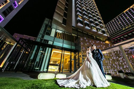 台北寒舍艾麗酒店 衛理堂 建成&雅麗教堂婚禮 婚攝SEAN YEN