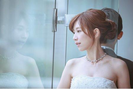 台北寒舍艾美酒店 意翔&欣穎文定 婚攝SEAN YEN