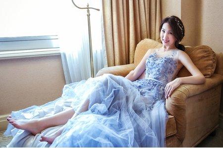 承信&菁姵教堂婚禮@前金長老教會 高雄漢來飯店 新秘Corinna Sue 婚攝SEAN YEN