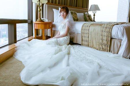 Bridal Portrait 新娘寫真 婚攝SEAN YEN
