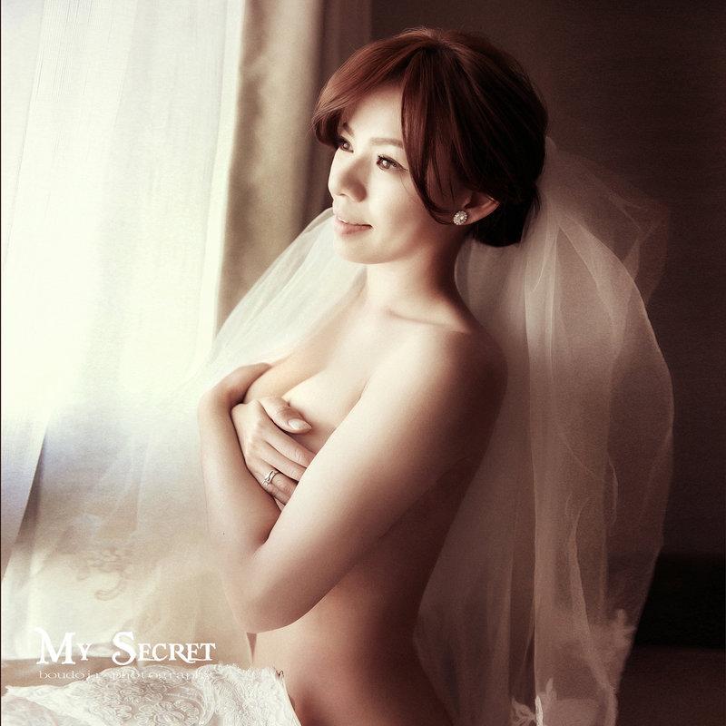 新娘閨房寫真(婚禮中)作品