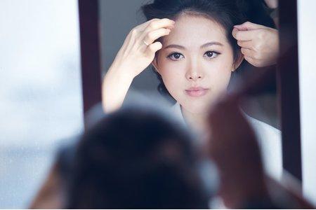 高雄寒軒國際 致顯&晨韻婚禮 新秘Vicky peng 婚攝SEAN YEN 庭園廳