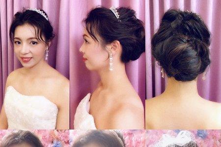 新娘粧髮集
