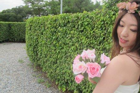 花博迷宮花園外拍