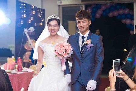 【台南婚攝】台南和順里活動中心 | 宥升&玉純