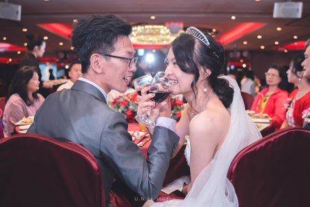 | 婚禮紀錄 |  家玲&冠佑結婚  §桃園翰品酒店§
