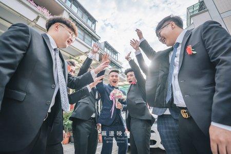 | 婚禮紀錄 | 偉翔&宜蓁 婚禮紀錄 雲林廟口活海鮮餐廳