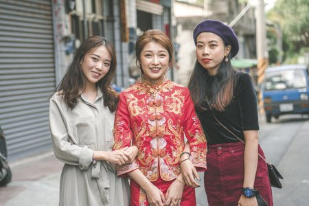 | 婚禮紀錄 | 彭哥& 竹萱訂結儀式