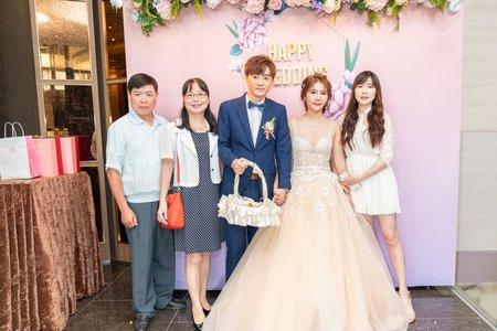 | 婚禮紀錄 | 智祥&家薇 結婚典禮