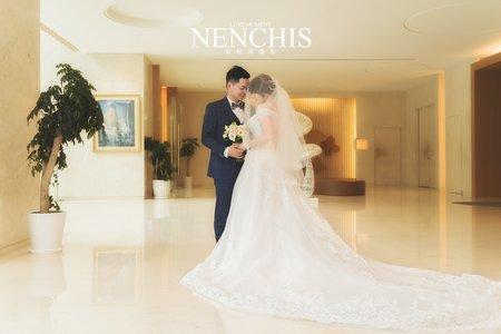 〔婚攝〕台中日月千禧酒店/婚攝起司 Chis Studio⋅Nenchis婚禮紀錄