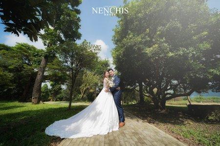 〔婚攝〕雲林古坑華山觀止/婚攝起司 Chis Studio⋅Nenchis婚禮紀錄