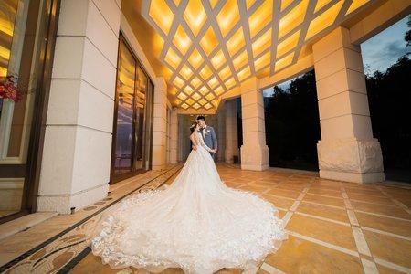 〔婚攝〕台中林皇宮花園/婚攝起司 Chis Studio⋅Nenchis婚禮紀錄