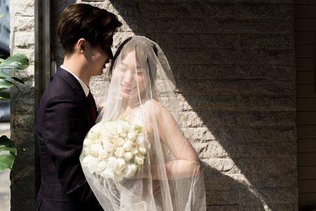 〔婚攝〕台南鴻樓/婚攝起司 Chis Studio⋅Nenchis婚禮紀錄