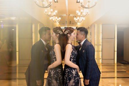 〔婚攝〕台中后里東達極品餐廳/婚攝起司 Chis Studio⋅Nenchis婚禮紀錄