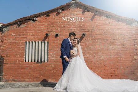 〔婚攝〕台南大成庭園餐廳/婚攝起司 Chis Studio⋅Nenchis婚禮紀錄