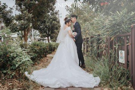 〔婚攝〕嘉義梅山餐館/婚攝起司 Chis Studio⋅Nenchis婚禮紀錄