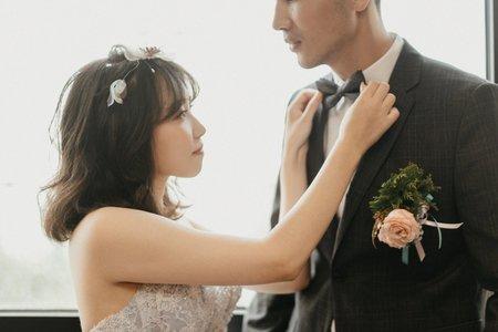 婚禮紀錄-握臺