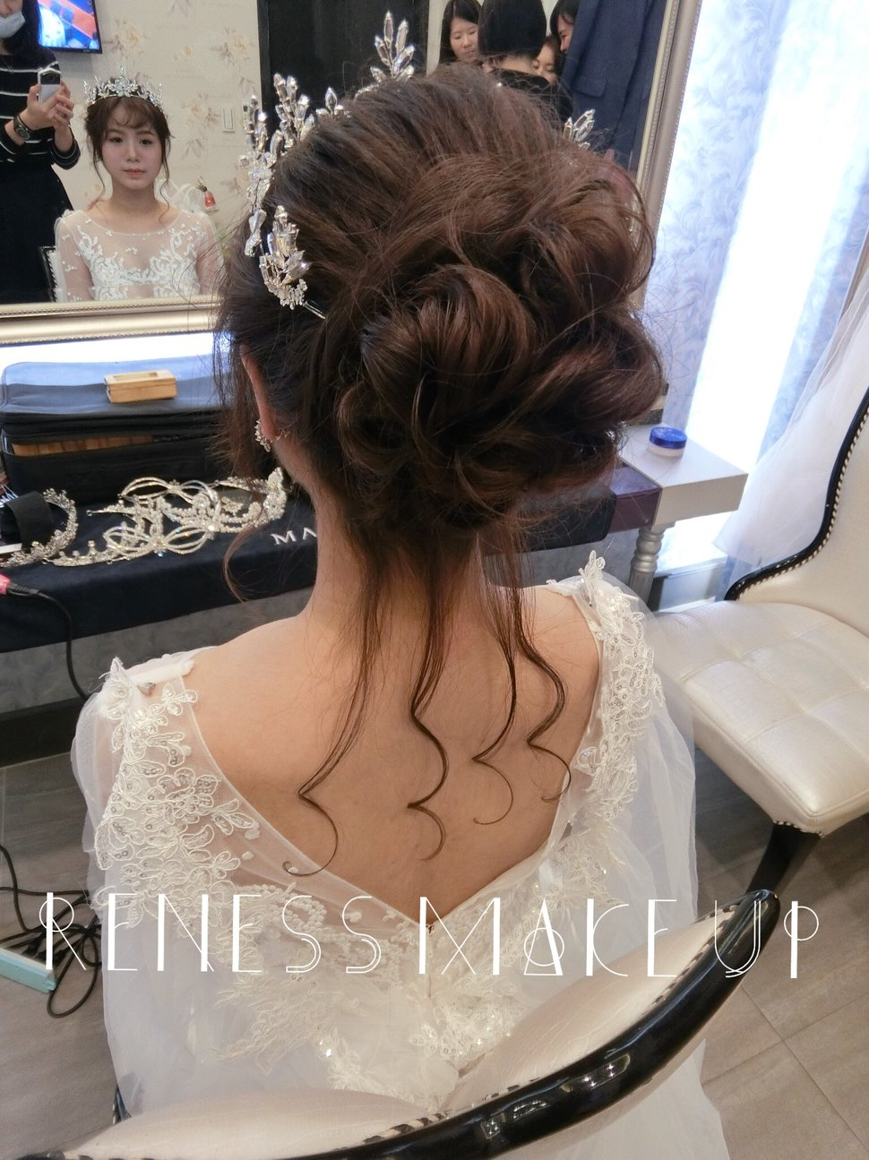 5D611814-B538-4D48-BDF1-CB5CE897F684 - Reness bridal makeup《結婚吧》