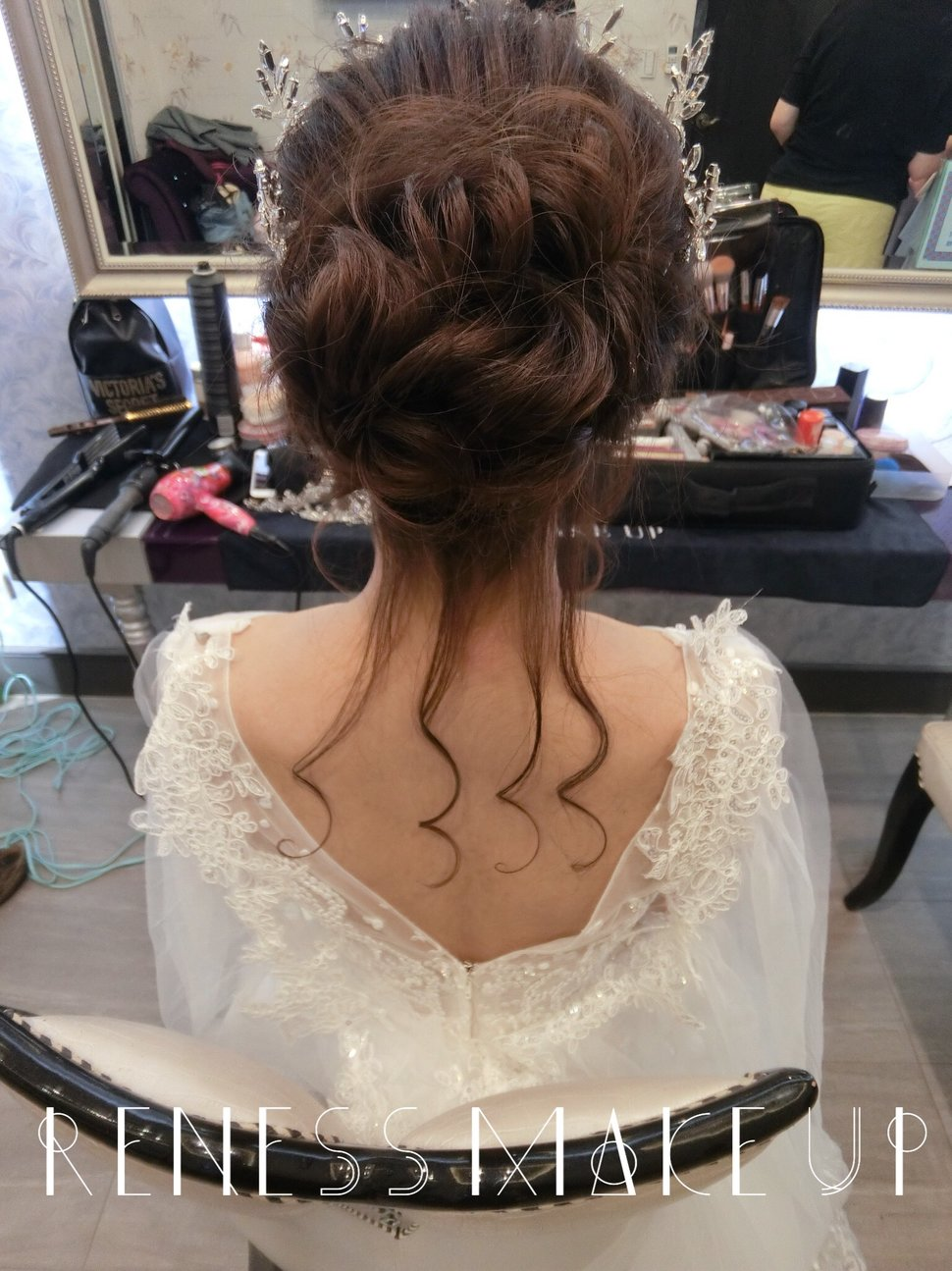 250AD3CF-C410-4F49-80A0-E800EDE8A2D2 - Reness bridal makeup《結婚吧》