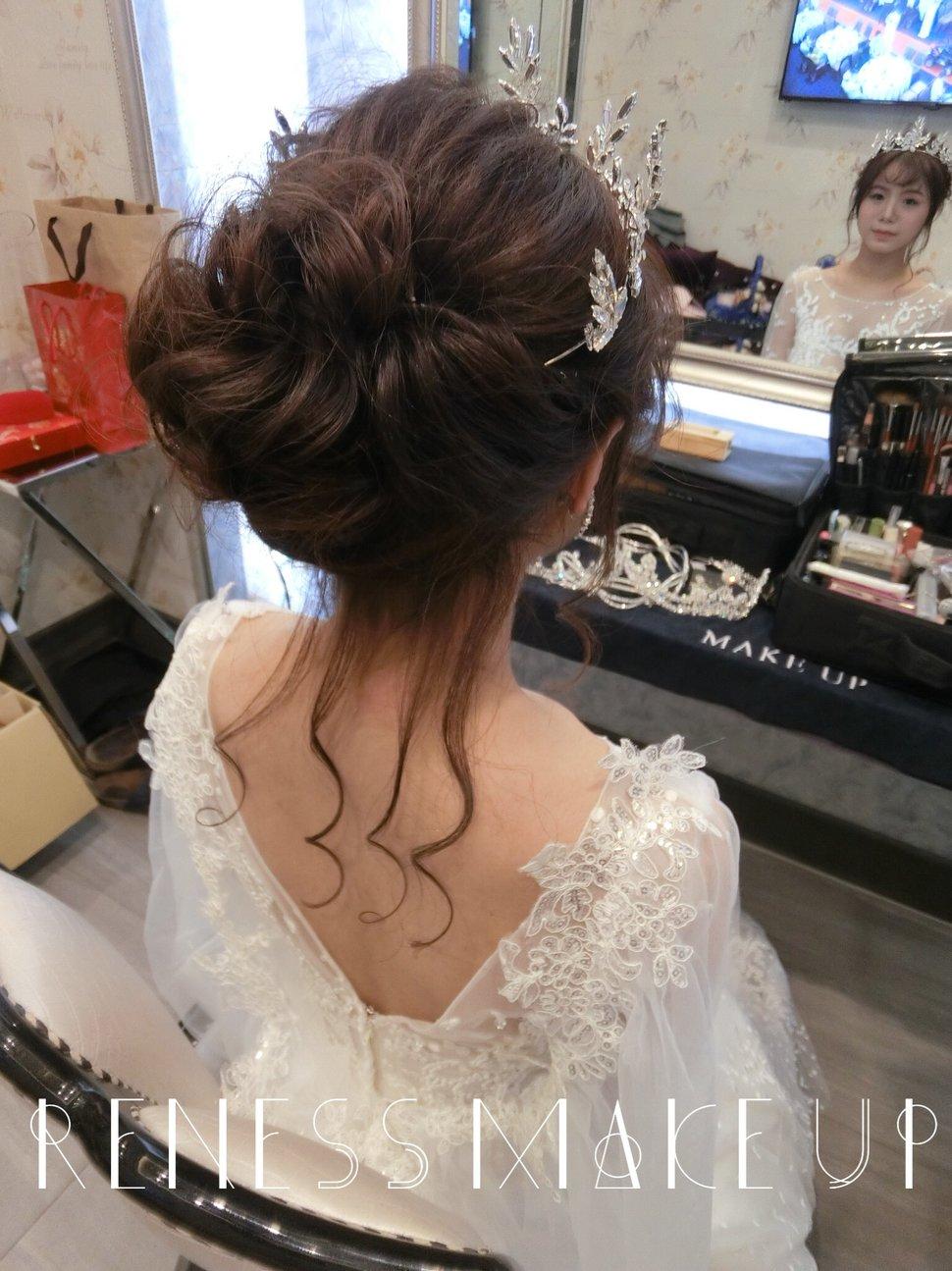 25EC9A10-7D36-4A02-8AAB-886E252CE660 - Reness bridal makeup《結婚吧》