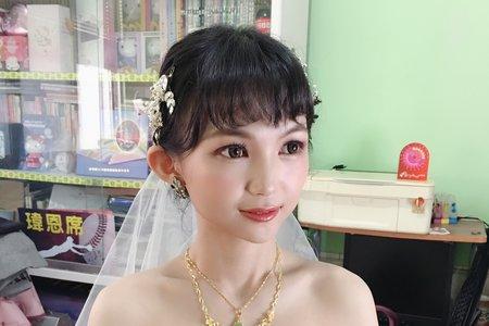20181230韻庭bride*迎娶造型