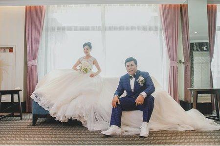 Bride*佩真結婚