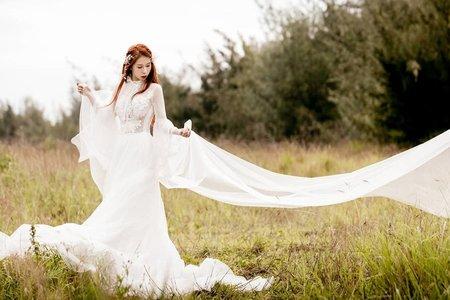 個人風格婚紗寫真
