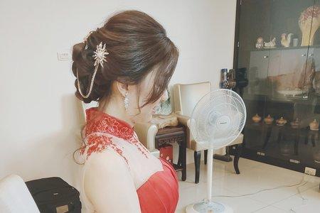 Bride *俞靜婚禮造型