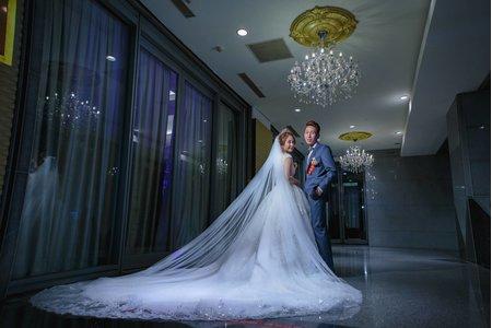[新板彭園會館] 婚禮紀錄 | 信輝+佳君