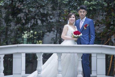 [晶宴會館民生館] 婚禮紀錄 | Hao+Joanna