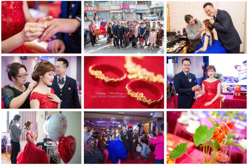 阿河婚攝 婚禮紀錄  全省服務作品