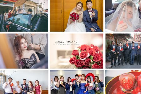 阿河婚攝 婚禮紀錄  全省服務