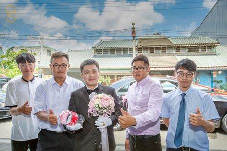 【雲林婚攝】~捷&婷~ 結婚午宴 (北港青松餐廳)