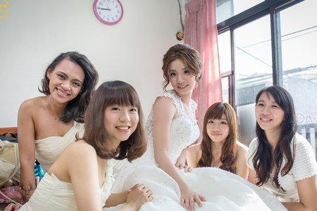 【彰化婚攝】正旻+佩玲 結婚午宴 (宏銘的廚房)