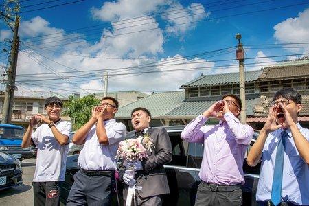 【雲林婚攝】~捷&婷~ 結婚午宴(北港青松餐廳)