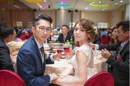 2019.01.19 承翰&雅涵 婚禮午宴 (北港 青松餐廳)