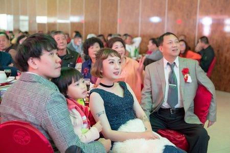 【雲林婚攝】志傑+惠如 歸寧宴客(北港 青松餐廳)
