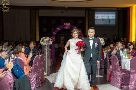 【嘉義婚攝】JERRY&MOMO 結婚晚宴(喜多多國際宴會廳)